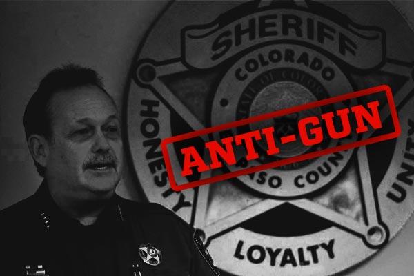 Bill Elder is more ANTI-GUN than the Denver Police Department and Dem. Gov. Jared Polis