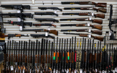 REPORT: Firearms Sales Up 94% Since Last Year