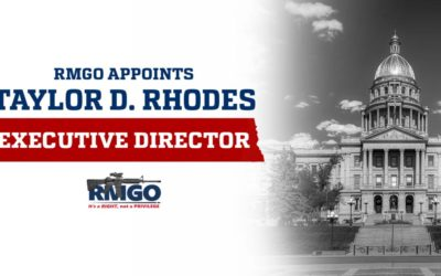 Rocky Mountain Gun Owners Appoints Taylor Rhodes as New Executive Director